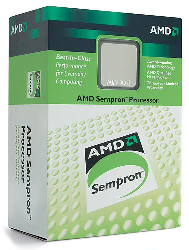 AMD Sempron 2800+ Box