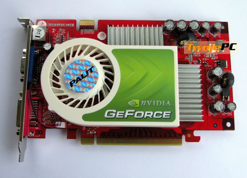 Palit GeForce 7600 GS